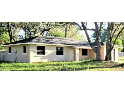 Orlando Single Family Home For Sale: 7301 Riverside Place