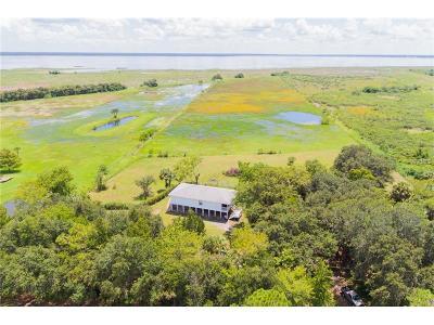 Seminole County, Volusia County Single Family Home For Sale: 2950 Wacassa Drive
