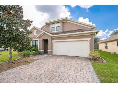 Davenport Single Family Home For Sale: 503 Lake Davenport Circle