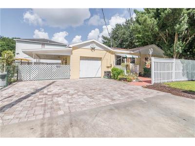 Orlando Single Family Home For Sale: 818 E South Street