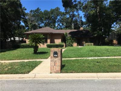 Apopka Single Family Home For Sale: 2227 Palm Vista Drive