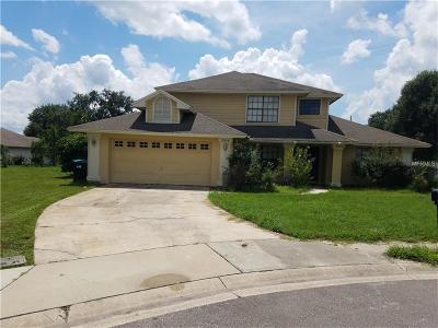Orlando Single Family Home For Sale: 2914 Whitehorse Court #9