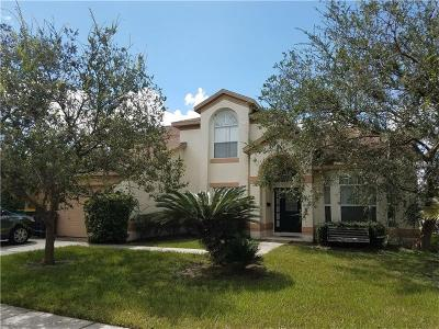 Kissimmee Single Family Home For Sale: 8624 Primrose Drive