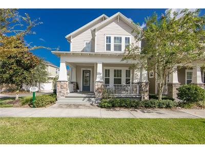 Celebration Single Family Home For Sale: 1501 Resolute Street