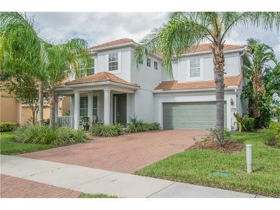 Orlando Single Family Home For Sale: 11795 Barletta Drive