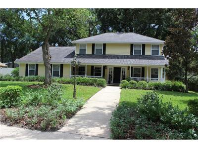 Maitland Single Family Home For Sale: 1885 Berkeley Court