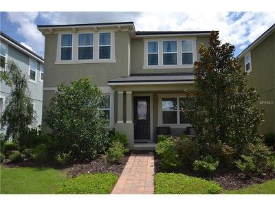 Orlando Single Family Home For Sale: 8623 Randal Park Boulevard