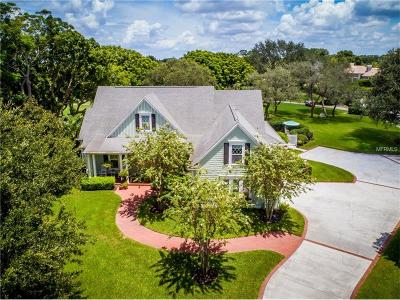 Orlando Single Family Home For Sale: 8731 Bay Hill Boulevard