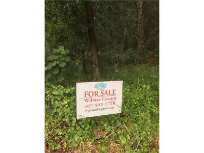 Polk City Residential Lots & Land For Sale: Commonwealth