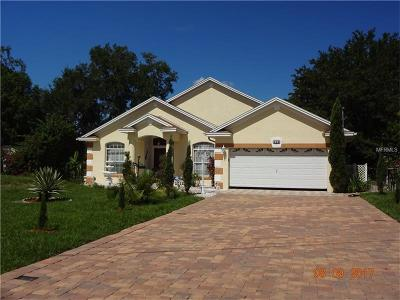 Casselberry Single Family Home For Sale: 810 Lake Kathryn Circle