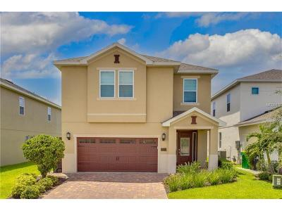 Kissimmee Single Family Home For Sale: 731 Lasso Drive