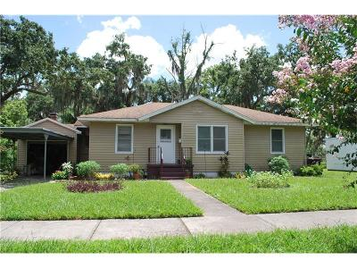 Orlando Single Family Home For Sale: 1438 W Harvard Street