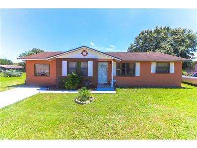 Sanford Single Family Home For Sale: 105 Scott Drive