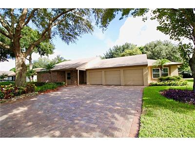 Orlando Single Family Home For Sale: 7619 Pinemount Drive