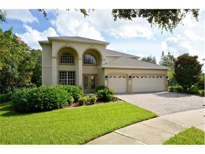 Oviedo Single Family Home For Sale: 2618 Double Tree Place