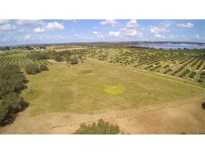 Winter Garden Residential Lots & Land For Sale: 17835 Marsh Road