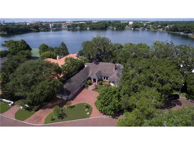 Winter Park Single Family Home For Sale: 410 Lakewood Drive