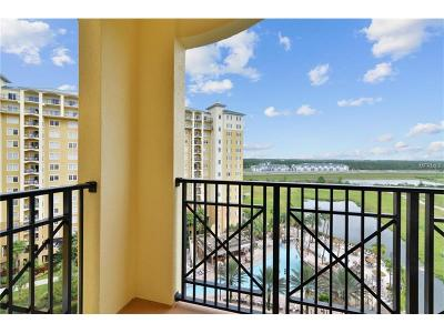 Orlando Condo For Sale: 8101 Resort Village Drive #31008
