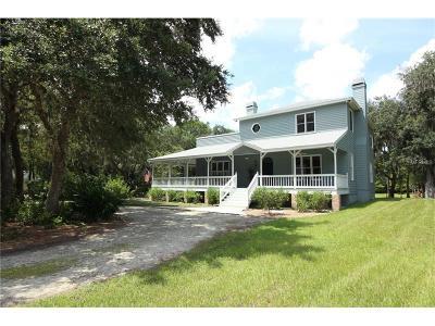 Seminole County Single Family Home For Sale: 216 N Jungle Road