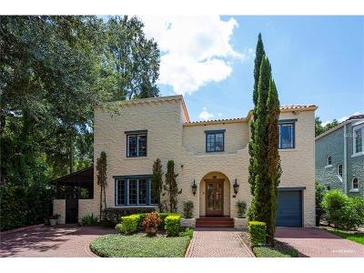 Orlando Single Family Home For Sale: 5 Broadway Court