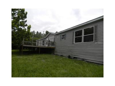 Lake County Mobile/Manufactured For Sale: 42518 Dogwood Avenue
