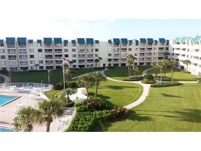 Daytona Beach, Daytona Beach Shores, New Smyrna Bch, New Smyrna Beach, Ormond Beach, Edgewater, Ponce Inlet Condo For Sale: 4501 S Atlantic Avenue #1120