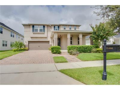 Single Family Home For Sale: 11466 Chateaubriand Avenue