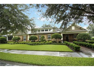 Lake Mary Single Family Home For Sale: 190 Rolex Point