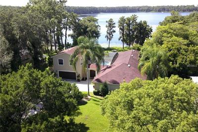 Orlando Single Family Home For Sale: 16974 Lake Pickett Road
