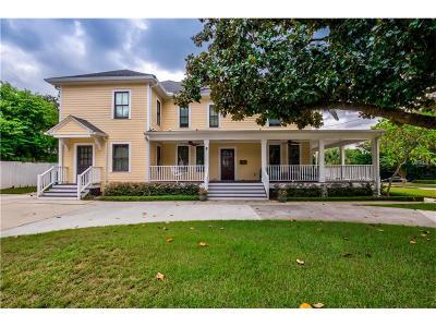 Orlando Single Family Home For Sale: 5 Hill Avenue