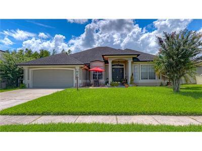 Single Family Home For Sale: 3351 Timucua Circle