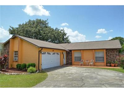 Orlando Single Family Home For Sale: 3522 Glen Village Court