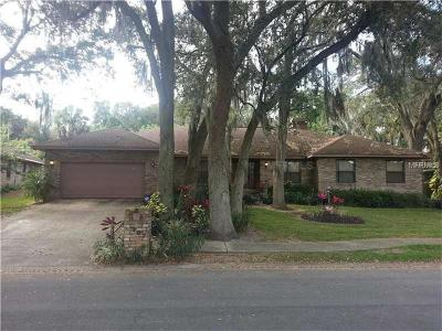 Hernando County, Hillsborough County, Pasco County, Pinellas County Single Family Home For Sale: 2107 Herndon Street