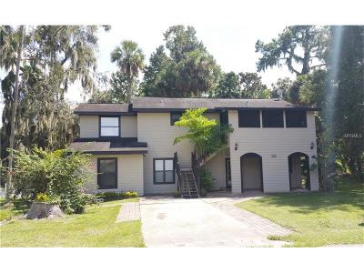 Debary Single Family Home For Sale: 335 Lake Crescent Drive