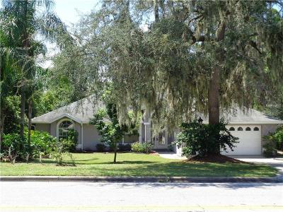 Deltona Single Family Home For Sale: 1501 Tivoli Drive