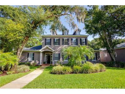 Lake Mary Single Family Home For Sale: 120 Evansdale Road