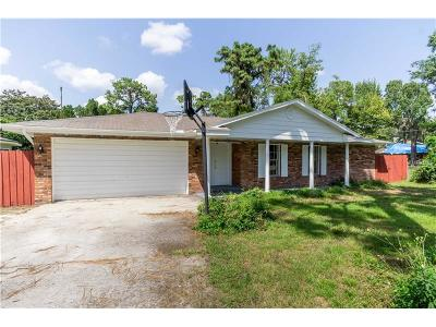 Apopka Single Family Home For Sale: 5301 Pineview Way
