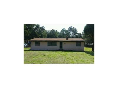 Single Family Home For Sale: 20536 Dickerson Road