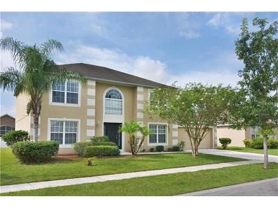Kissimmee Single Family Home For Sale: 2597 Hunley Loop