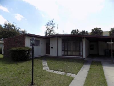 Orlando Single Family Home For Sale: 2036 W Amelia Street