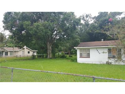 Orlando Single Family Home For Sale: 1650 N Chickasaw Trail