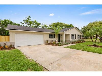 Casselberry Single Family Home For Sale: 1460 Guinevere Drive