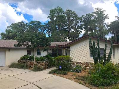 Orlando Single Family Home For Sale: 9829 Lake Georgia Drive