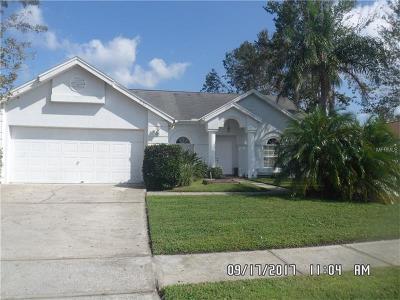 Orlando Single Family Home For Sale: 20337 Majestic Street #1