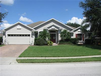 Kissimmee Single Family Home For Sale: 1637 Marina Lake Drive