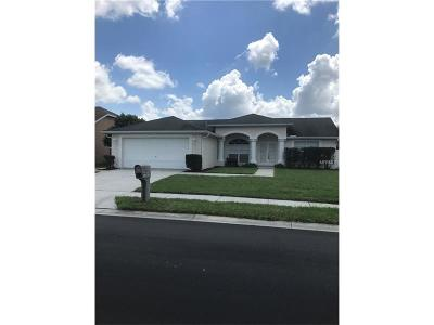 New Port Richey Single Family Home For Sale: 12412 Roseland Drive