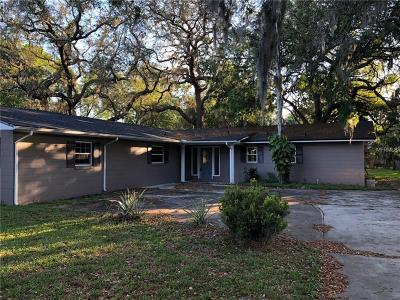 Mount Dora Single Family Home For Sale: 285 W Oak Hill Road