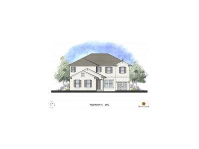 Winter Garden Single Family Home For Sale: 7512 Mandarin Grove Way