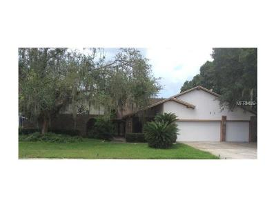 Lutz Rental For Rent: 17922 Clear Lake Drive