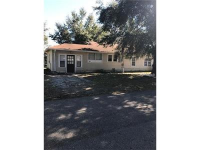 Kissimmee Single Family Home For Sale: 303 E Cherry Street